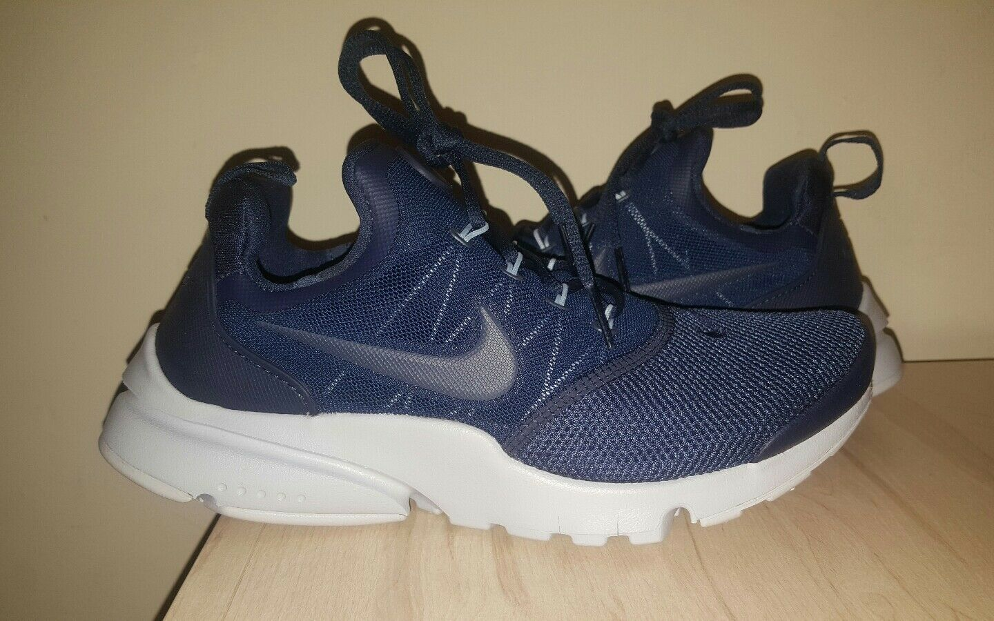 NIKE PRESTO FLY Taille (GS) YOUTH Taille FLY 5.5 EUR 38.5 (913966 401) MIDNIGHT NAVY 3a698f