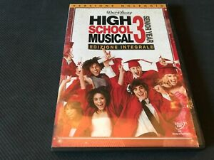 Time-of-Vintage-DVD-High-School-Musical-3-Senior-Year-EL-B978-Usato