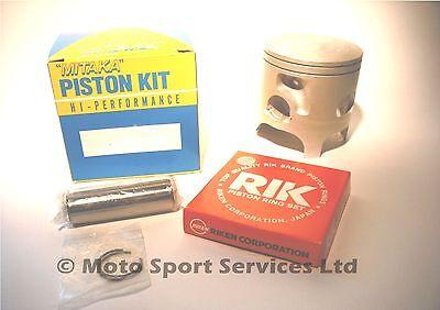 MITAKA Racing Piston Kit RM 250 RM250 1998 Model 66.36mm C Size