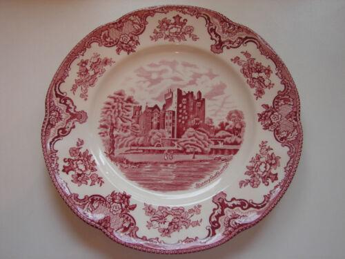 rot mehrere verfügbar Johnson Brothers Old Britain Castles Speiseteller 25cm