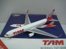 """Gemini Jets 400 Tam Brazil B767-300ERWL """"2000s colors - Winglet"""" 1:400"""