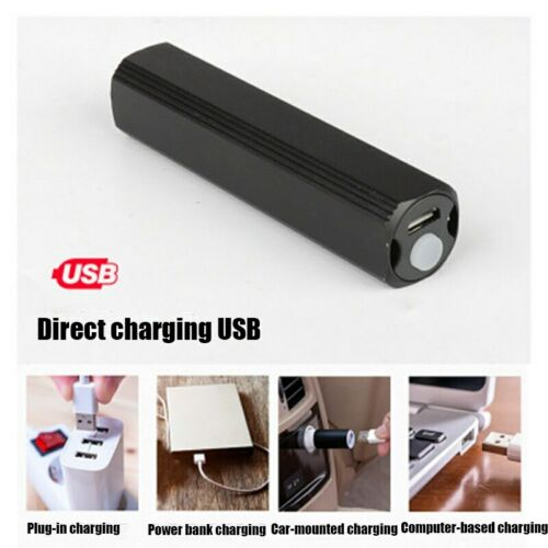 Mini 50000LM LED Flashlight USB Rechargeable 3Modes Torch Lamp Built-in Battery