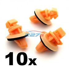 10x INFERIORE LATO stampaggio clip & Passaruota Tagliare Clip Toyota Land Cruiser Prado