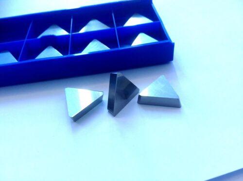 für Stahl  NEU P25-P40 Mit Rechnung! 10 x Wendeplatten TPKN 2204PDR