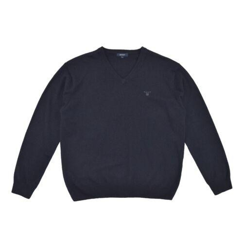 54 bleu en Pull Gant sueur Pull Xl Pull d'agneau Hommes tricot de 100laine tsQBodxhrC