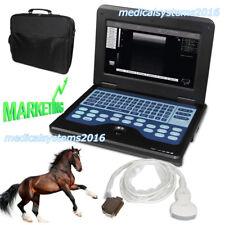 Vet Veterinary Portable Ultrasound Scanner Machinesheepgoatpigconvex Probe