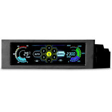 STW 6041 5.25 Driver Place Fan Speed Controller LCD