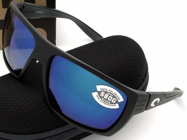 9c19c28717 Costa Del Mar HL 11 OBMGLP Hamlin Black Blue Mir Glass W580 ...
