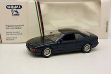 Schabak 1/43 - BMW 850 I Bleue