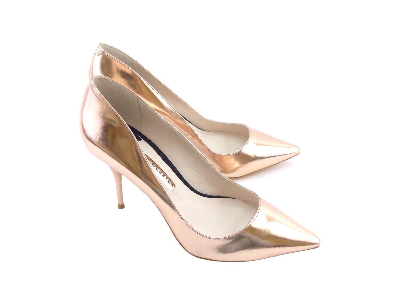 Sophia Webster 'Lola' 'Lola' 'Lola' oro rosado con Espejo Cuero  alta calidad