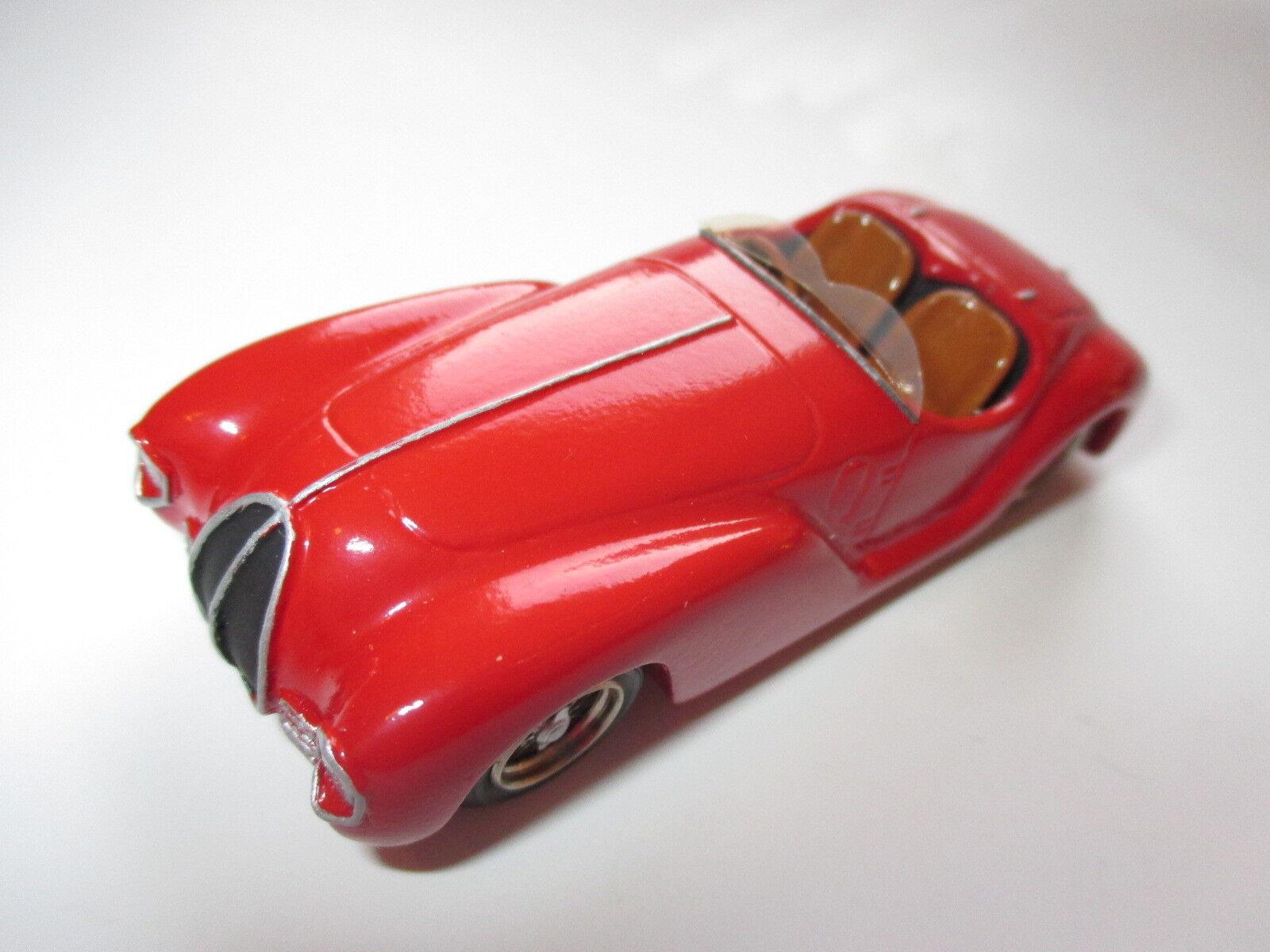 Ferrari 815 (1940) in Red, Handmade Handwork ARTIGIANA No. 1 in 1 43