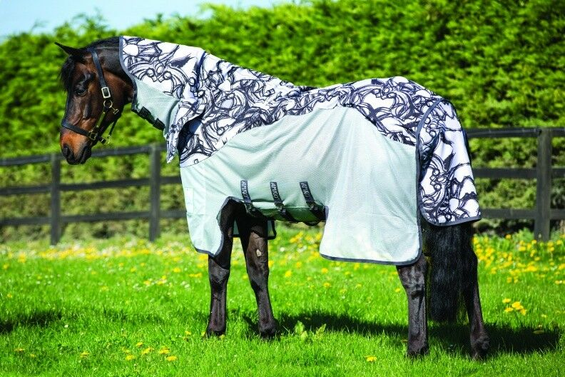 Horseware Amigo Three In One Vamoose Fly Protection Waterproof ALL SIZES