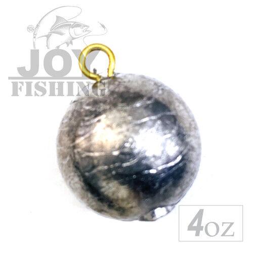 Weight Lead Cushion 4 oz Fishing Sinker