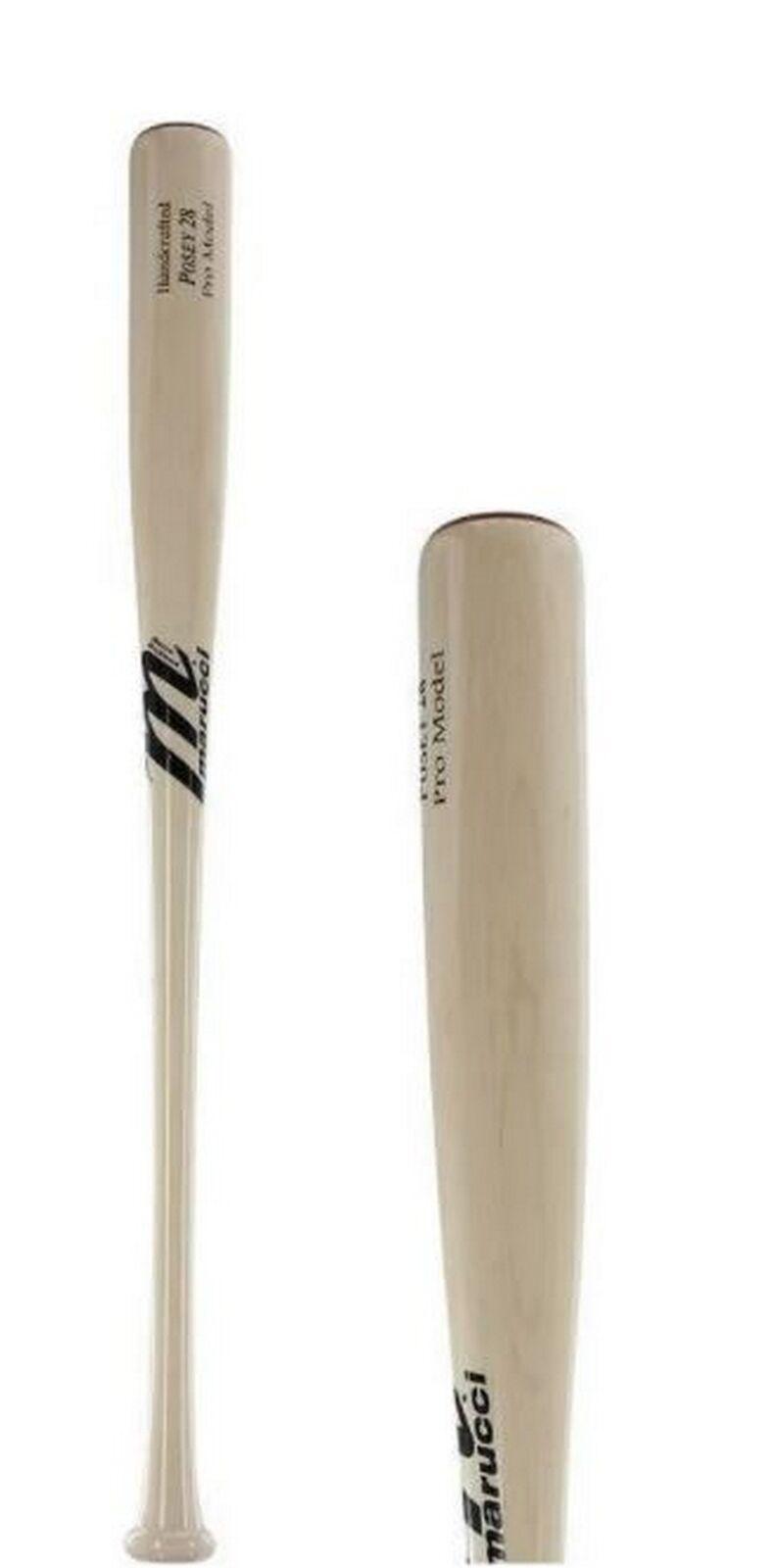 Marucci Buster Posey Pro Modelo bate de béisbol (-3) Tinta Para Adulto De Madera De Arce punto (31 )