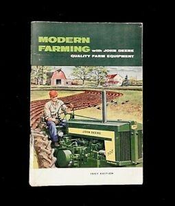 1957-John-Deere-Modern-Landwirtschaft-Full-Line-Katalog-320-420-520-620-720-820