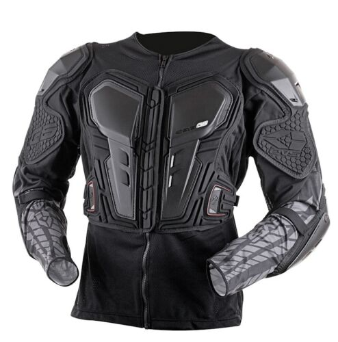 EVS G6 LITE BALLISTIC JERSEY MOTORCYCLE STREET RIDING CHEST SPINE PROTECTOR MOTO