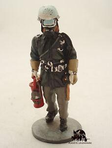 pompiers du monde plomb delprado allemand tenue de feu 2004 neuf