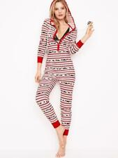 88a11dfc65 item 4 Victoria s Secret red Nordic Long Jane thermal pajama L fair isle  striped plaid -Victoria s Secret red Nordic Long Jane thermal pajama L fair  isle ...