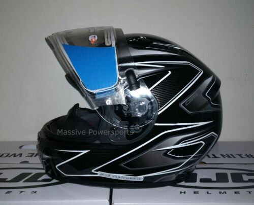 HJC CS-R3 Spike Electric Snowmobile Helmet Gray XXL 2XL 2X Snow Sled CS-R3SN