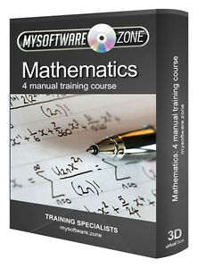 MATHEMATICS-MATHS-STATISTICS-PRE-CALCULUS-TRAINING-STUDY-COURSE-MANUAL-ON-CD
