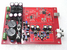 XMOS U8 + WM8741 + AD827 USB decoder assembled Board