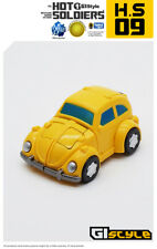 New Soldiers HS13 mini DX9 Glodbug Bumblebee in Stock 12CM in Stock MISB !