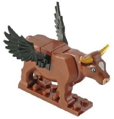THE LEGO MOVIE FLYING BROWN COW  MetalBeards Sea Cow Set Minifigure 70810 *NEW*