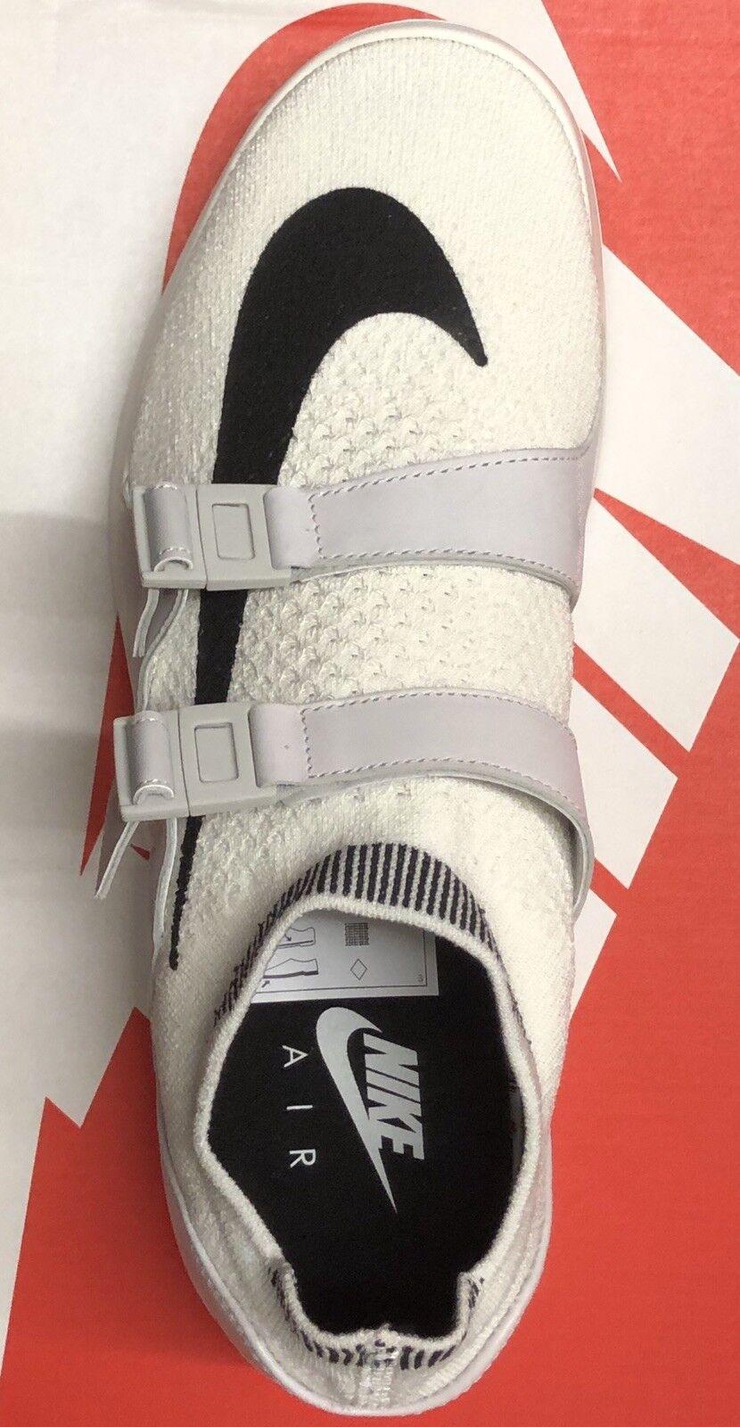 Nike NIKELAB AIR SOCKRACER FLYKNIT  TRAINERS SNEAKERS SHOES UK 8 EUR 42,5 US 9