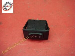 Martin-Yale-1501X-Complete-Oem-On-Off-Momentary-Switch-Assembly