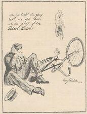 Y6915 Peters Union Fahrrad - Illustrazione -  Pubblicità d'epoca - 1925 Old ad