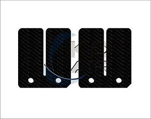 Carbon Membrane Reeds Adapté Pour Kymco Djx 50-afficher Le Titre D'origine Brillant En Couleur