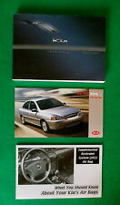 2004 04 Kia Rio Owners Manual near New R8
