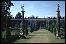 346081 Arte statuaria colonne nel giardino delle rose CHATSWORTH Inghilterra A4 FOTO STAMPA