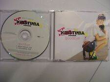 KRISTINIA DEBARGE Goodbye – 2009 UK CD – PROMO -  Pop - RARE!