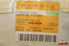 NOS KAWASAKI Z1 KZ650 KZ1000 CAM CHAIN-TENSIONER RUBBER DAMPER PART# 92075-123