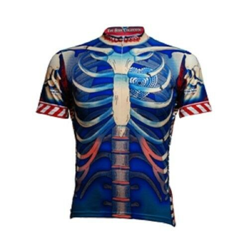Primal Wear Men's Bone Collector Cycling Jersey