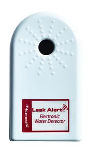 Zircon LEAK-ALERT Leak / water detector, protects against water damage, single