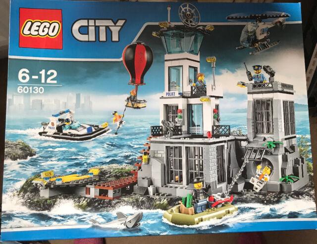 Lego City Prison Island (60130)