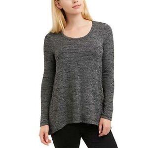 Jones-New-York-Women-039-s-Long-Sleeve-Knit-Tunic-Top-SIZE-COLOR-VARIETY-J51-J52