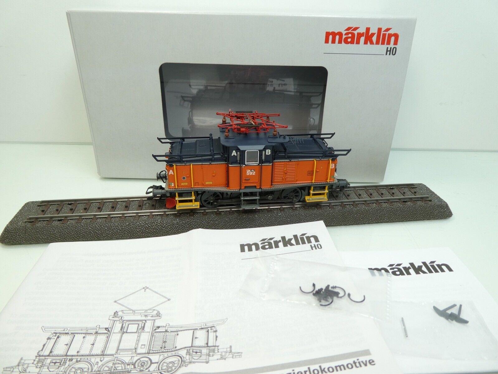 Märklin 36337 - H0 - SJ - Schwedische Staatsbahn Reihe Ue -mfx- TOP/OVP - #4316