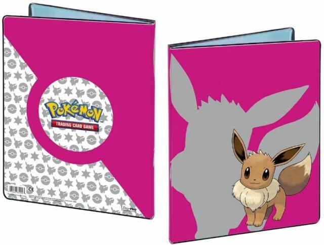 New Album 9 Pocket Portfolio Ultra Pro Pokemon Snorlax Binder