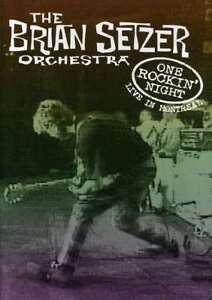 The-Brian-Setzer-Orchestra-One-Rockin-039-Noche-Nuevo-DVD