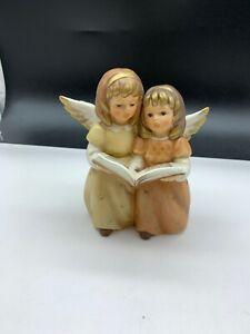 Goebel-Figurine-41-084-Angel-Couple-Singing-5-5-16in-1-Choice-Top-Zustand