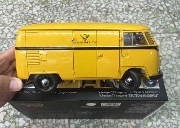 liquidación hasta el 70% Schuco Vw Volkswagen T1 T1 T1 Transporter  Deutsche Bundespost  Bus 1 18  servicio de primera clase