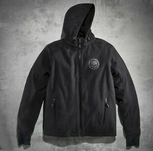 Men's Harley Davidson Skull Waterproof Fleece Jacket