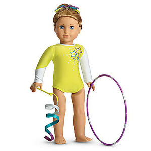 e58bf914c NEW American Girl McKenna s Rhythmic Gymnastics Performance Outfit ...