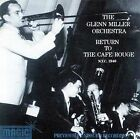 Return to the Cafe Rouge by Glenn Miller (CD, Magic)