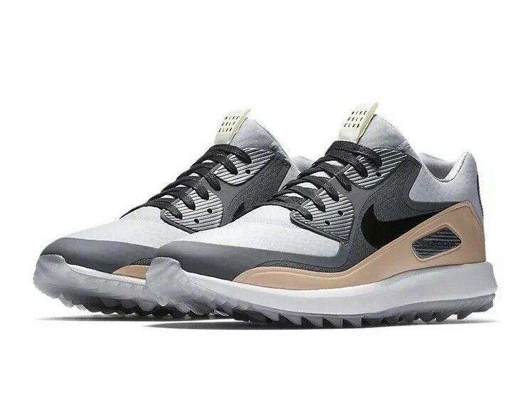 Nike Air Zoom 90 il NGC Chaussure Chaussure Chaussure de golf 904770-001 Gris US 7 NEW 369241