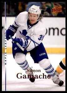 2007-08-Upper-Deck-Series-2-Simon-Gamache-401