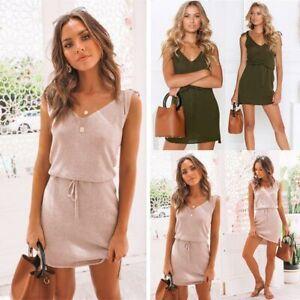 Party-Cocktail-Maxi-Dress-Dresses-Beach-Women-Boho-Evening-Short-Sundress-Summer